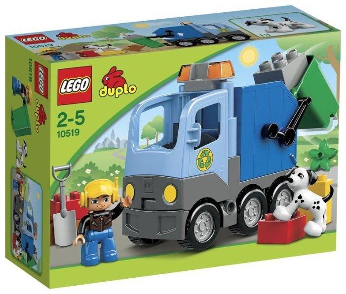 Конструктор LEGO DUPLO 10519 Мусоровоз