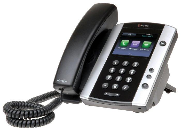 VoIP-телефон Polycom VVX 501