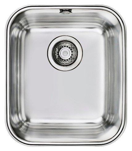 Врезная кухонная мойка TEKA BE 340/400 Plus 36.7х42.7см нержавеющая сталь