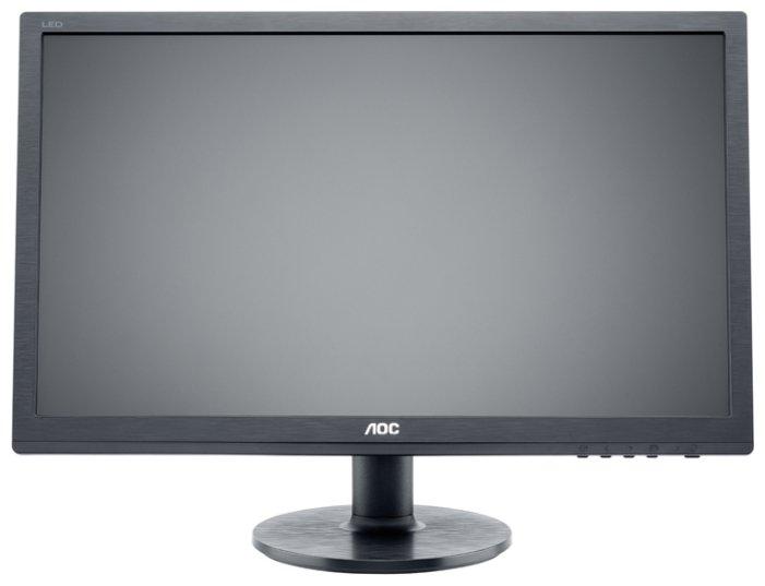 Монитор AOC e2460Sda