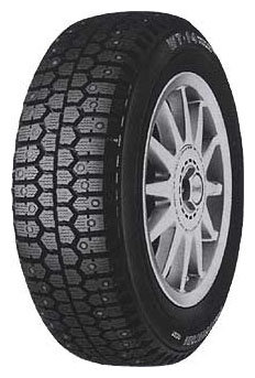 Автомобильная шина Bridgestone WT14 225/75 R15 102Q зимняя шипованная