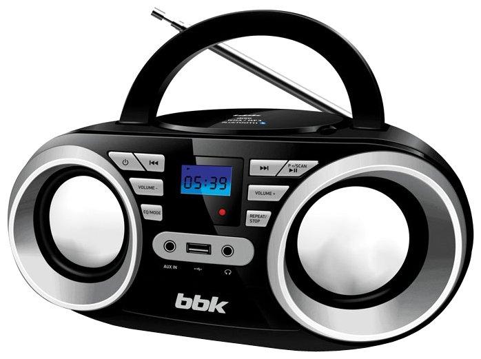 Магнитола BBK BX160BT