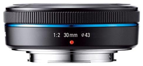 Объектив Samsung 30mm f/2.0 (S30NB)