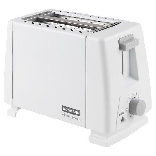 Тостер Normann AST-021 белый
