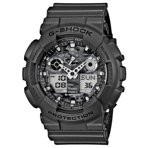 Наручные часы CASIO GA-100CF-8A casio часы casio lin 169 8a коллекция analog