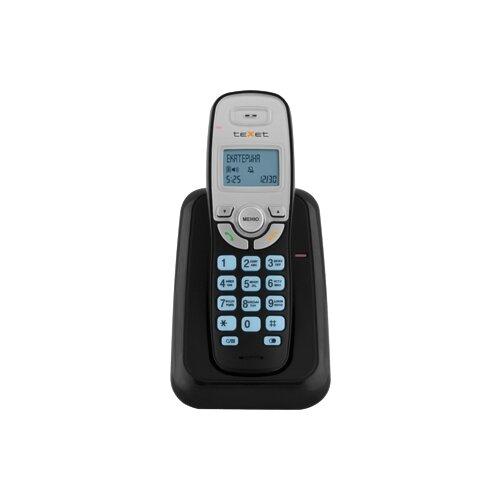 Фото - Радиотелефон teXet TX-D6905A черный радиотелефон texet tx d4505a черный
