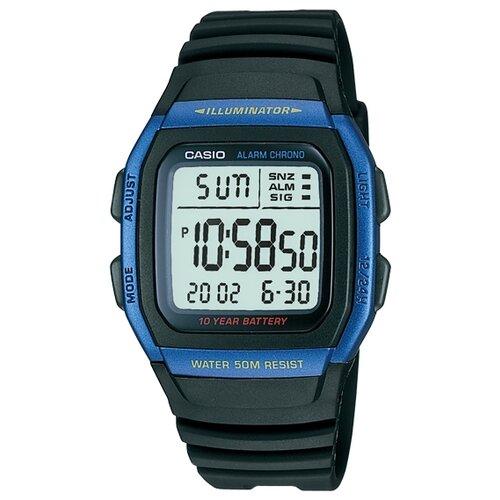 Наручные часы CASIO W-96H-2A наручные часы casio illuminator w 213 2a