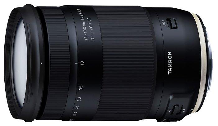 Tamron Объектив Tamron 18-400mm f/3.5-6.3 Di II VC HLD (B028) Canon EF-S