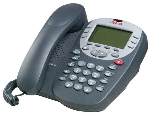 Avaya VoIP-телефон Avaya 4610SW