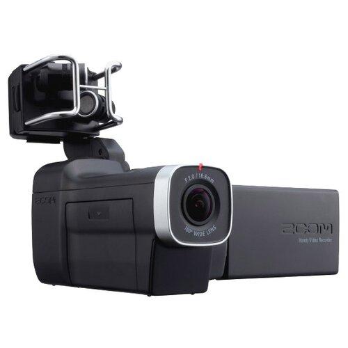 Фото - Видеокамера ZOOM Q8 черный видеокамера