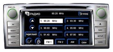 Автомагнитола FlyAudio E7596NAVI