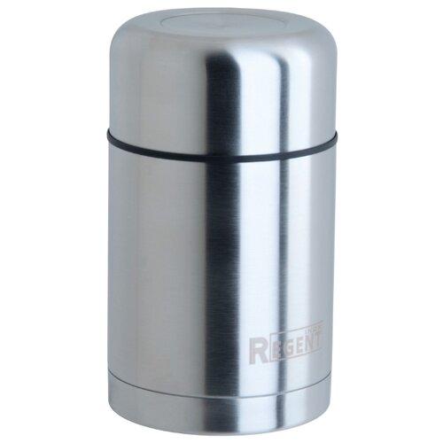 Фото - Термос для еды Regent Soup 93-TE-S-2-750 серебристый термос пищевой 3 лотка 1 5 л regent soup 93 te s 3 1500v