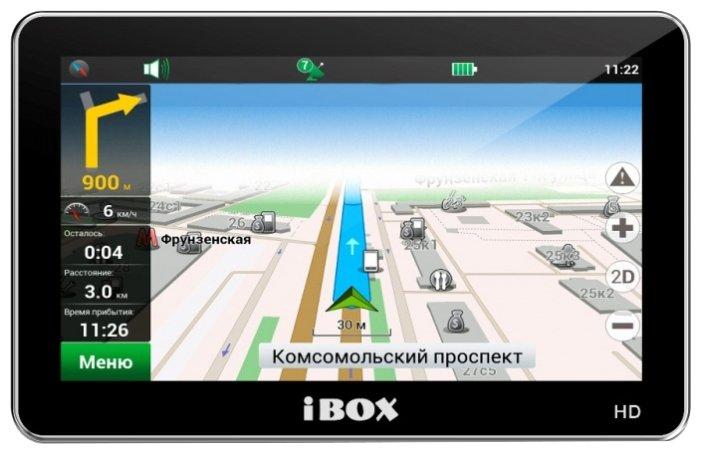 iBOX Навигатор iBOX PRO-7600 HD