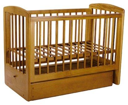 Кроватка Карат Ромашка 4