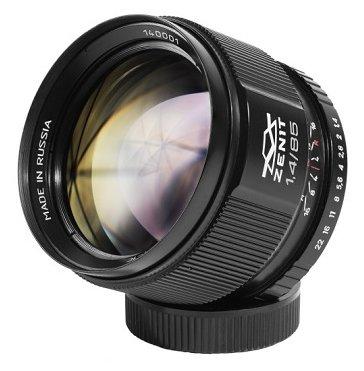 Зенит Объектив Зенит Зенитар-C 85mm f/1.4