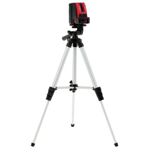 Лазерный уровень RGK LP-103 (4610011870378) со штативом лазерный нивелир rgk lp 103