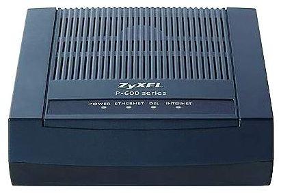 Модем ZYXEL P660RT3 EE
