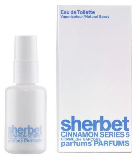 Туалетная вода Comme Des Garcons Series 5 Sherbet: Cinnamon