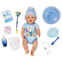 Интерактивная кукла Zapf Creation Baby Born Малыш, 43 см, 822-012
