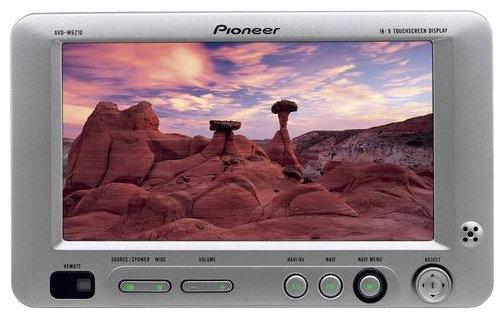 Автомобильный монитор Pioneer AVD-W6210