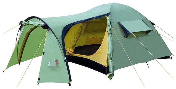 Палатка Indiana Tramp 3 green