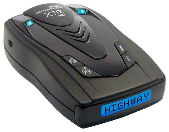 Whistler XTR-440