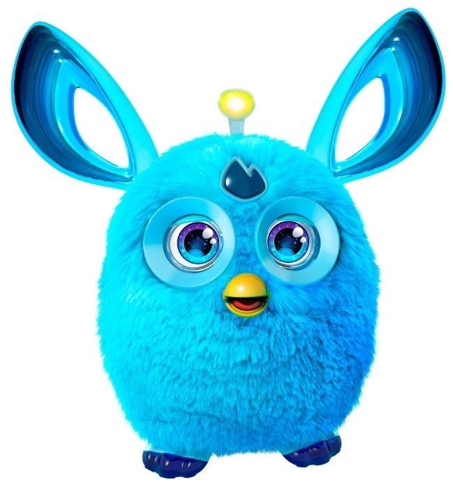 Интерактивная мягкая игрушка Furby Фёрби Коннект Огонь