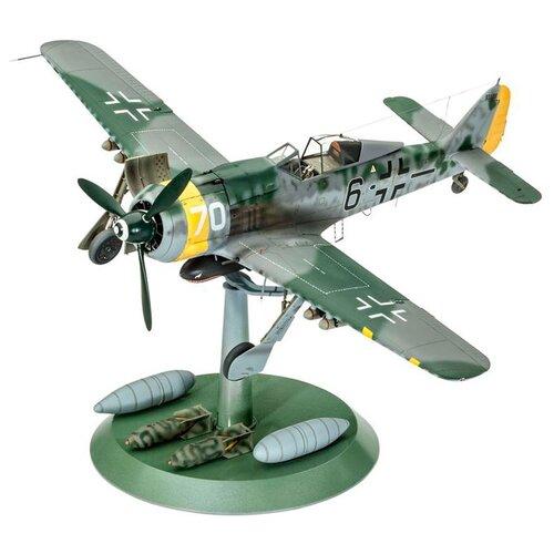 Фото - Сборная модель Revell Focke Wulf Fw190 F-8 (04869) 1:32 сборная модель revell porsche 356 cabriolet 07043 1 16
