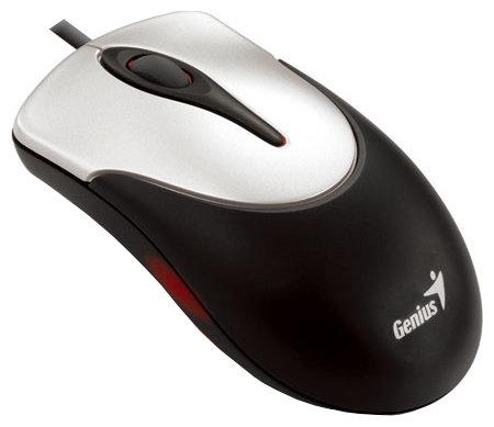 Мышь Genius NetScroll 100 Silver-Black PS/2