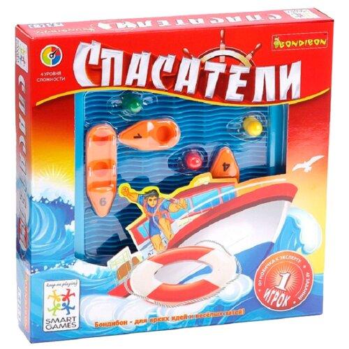 Купить Головоломка BONDIBON Smart Games Спасатели (ВВ1080), Головоломки