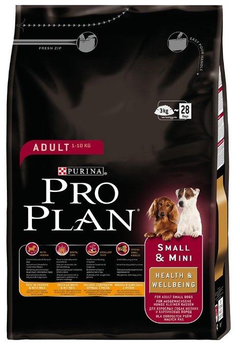 Корм для собак Purina Pro Plan Optibalance для здоровья костей и суставов, курица 7.5 кг (для мелких пород)