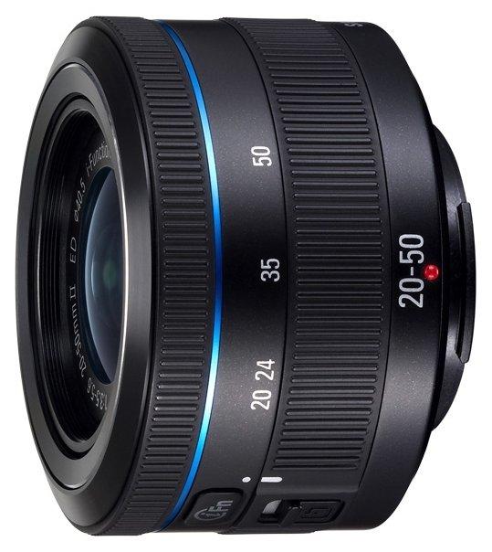 Объектив Samsung 20-50mm f/3.5-5.6 II ED (S2050BNB)