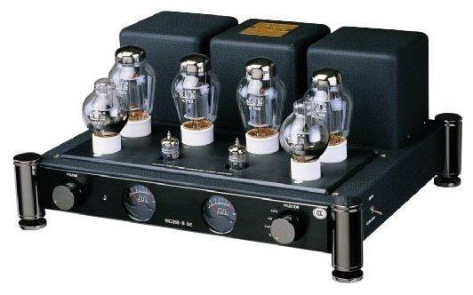 Интегральный усилитель Ultimate Audio MC-368 BSE черный фото 1