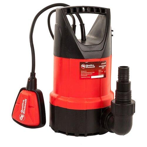 Дренажный насос для чистой воды Quattro Elementi Drenaggio 400 (400 Вт)
