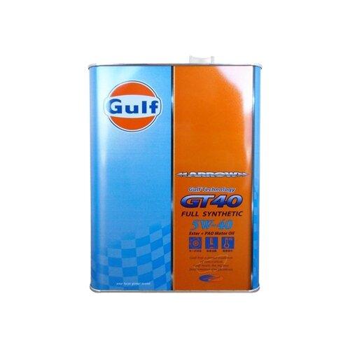Моторное масло Gulf Arrow GT 40 5W-40 4 л безмен smile kse 3261 голубой page 4