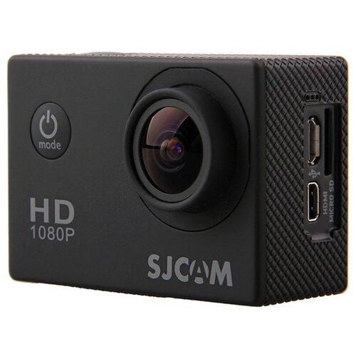 Экшн-камера SJCAM SJ4000 черный экшн камера sjcam sj4000