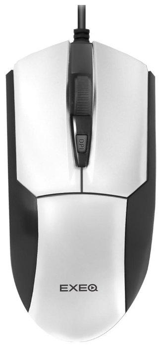 Мышь EXEQ MM-303 Silver USB