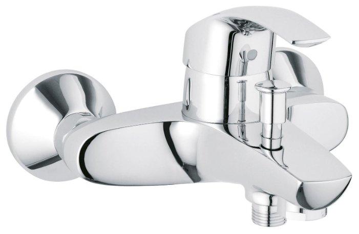 Однорычажный смеситель для ванны с душем Grohe Eurosmart 33300001