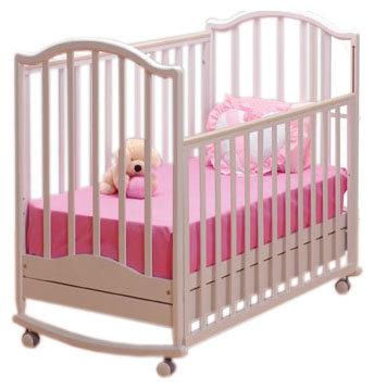 Кроватка Гандылян Лейла К2002-17 (качалка)