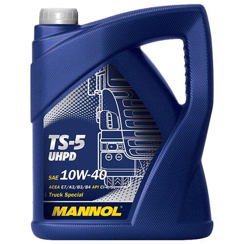 Моторное масло Mannol TS-5 UHPD 10W-40 5 л