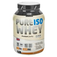 Протеин VP Laboratory Pure Iso Whey (908 г) персик-манго