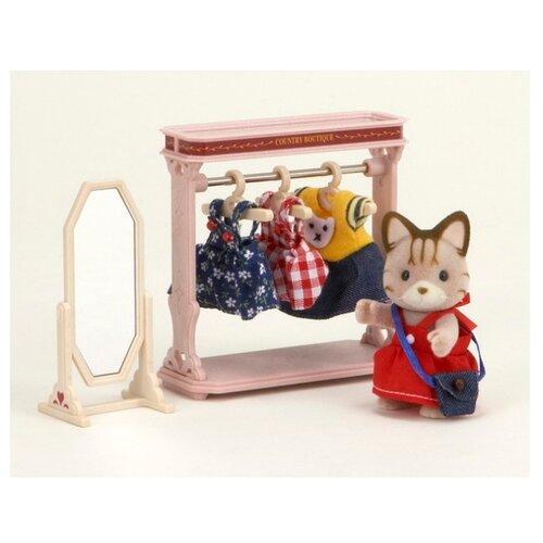 Купить Игровой набор Sylvanian Families Модный бутик 2403, Игровые наборы и фигурки