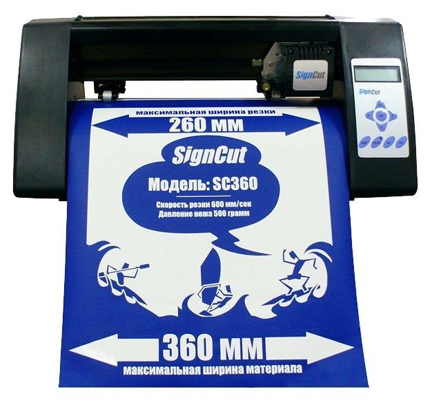 SignCut SC-360C
