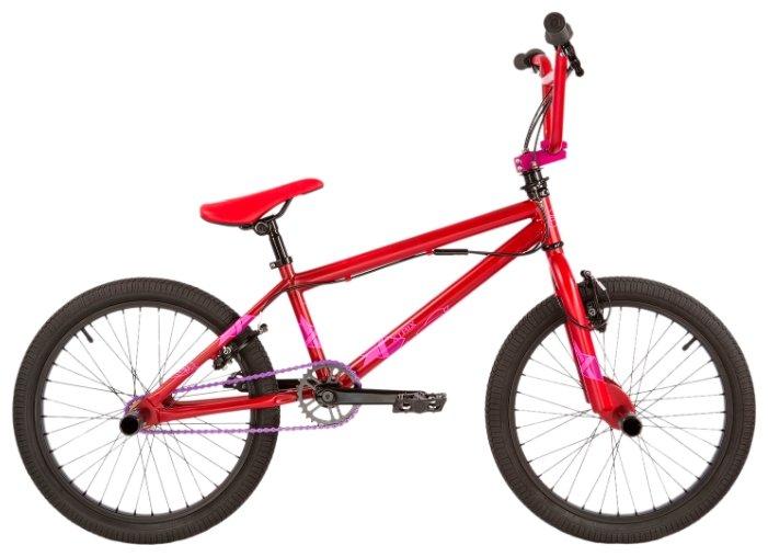 Подростковый BMX велосипед S'cool XtriX 20 (2016)