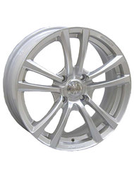 Racing Wheels H-346 6.5x15 4x100 ET 40 Dia 67.1 BK-IRD F/P - фото 1