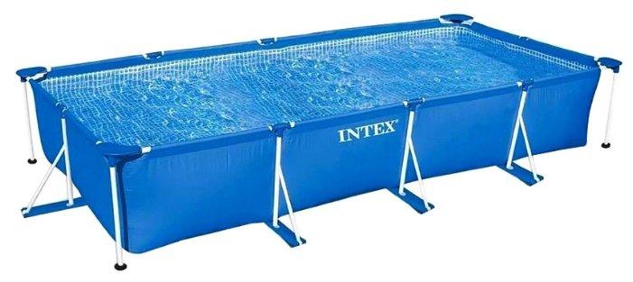 Бассейн Intex Rectangular Frame 28273/58982