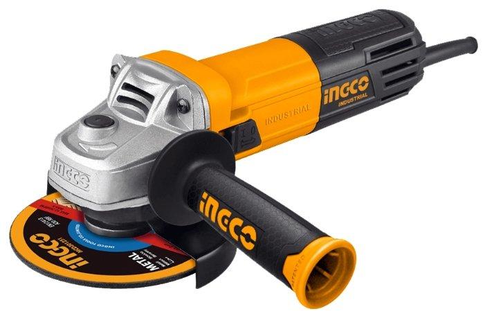 УШМ INGCO AG8508, 950 Вт, 115 мм