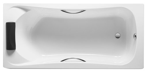 Отдельно стоящая ванна Roca BeCool 170x80