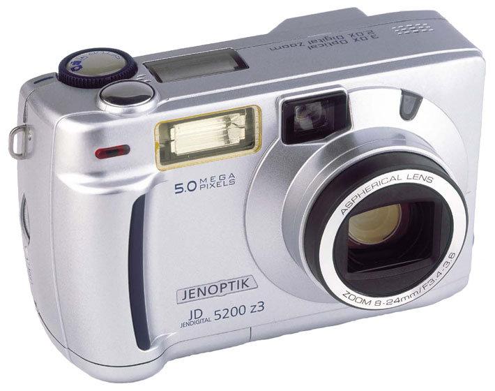 Фотоаппарат Jenoptik JD 5200 z3
