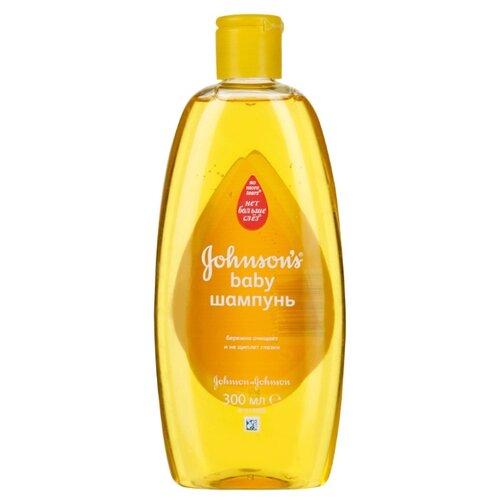 Купить Johnson's Baby Детский шампунь для волос 300 мл, Средства для купания